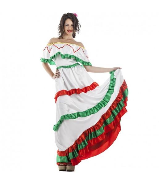 Costume da Messicana Tijuana per donna