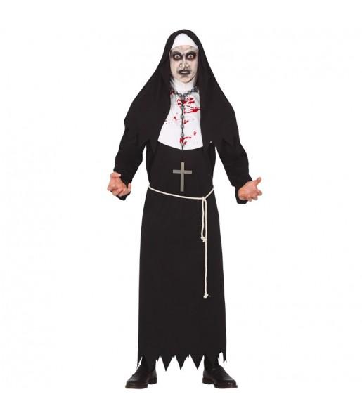 Costume da Suora Terrore per uomo