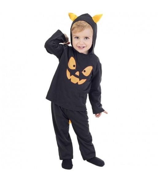 Travestimento Pipistrello con ali neonati con il quale il tuo bambino farà paura
