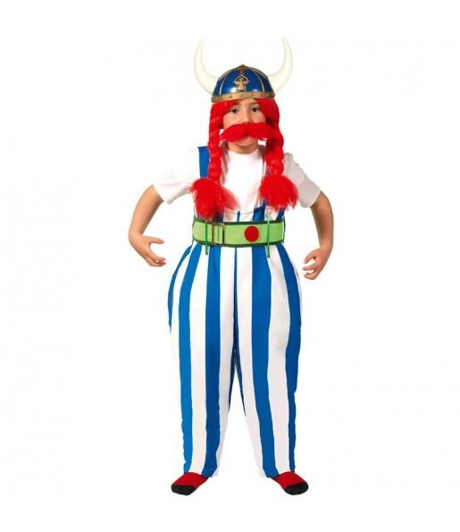 Travestimento Obelix bambino che più li piace