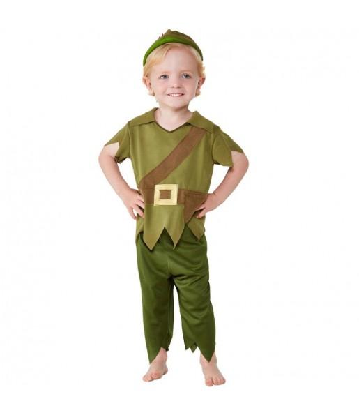 Travestimento Peter Pan Neverland neonato che più li piace