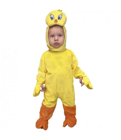 Costume da Titti per neonato