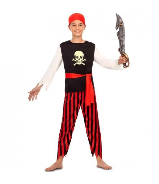 Travestimento Pirata del Tesoro bambino che più li piace