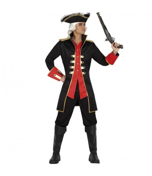 Costume da Pirata dell'oceano per uomo
