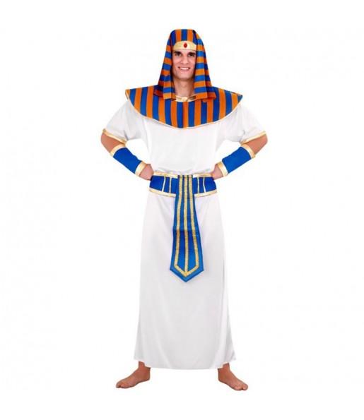 Travestimento Faraone d'Egitto adulti per una serata in maschera