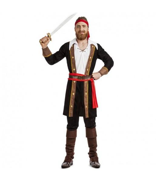 Costume da Re dei pirati per uomo