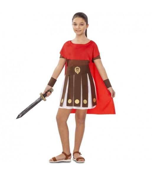Travestimento Romana Spartana bambina che più li piace