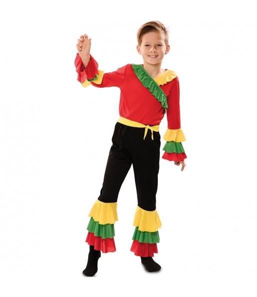 Travestimento Ballerino di rumba bambino che più li piace