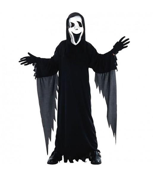 Costume da Scream per bambino