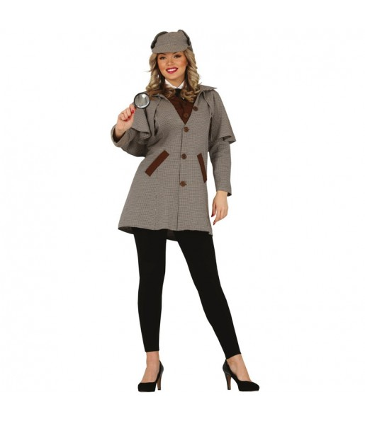 Costume da Sherlock Holmes per donna