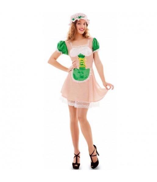 Travestimento Strawberry donna per divertirsi e fare festa
