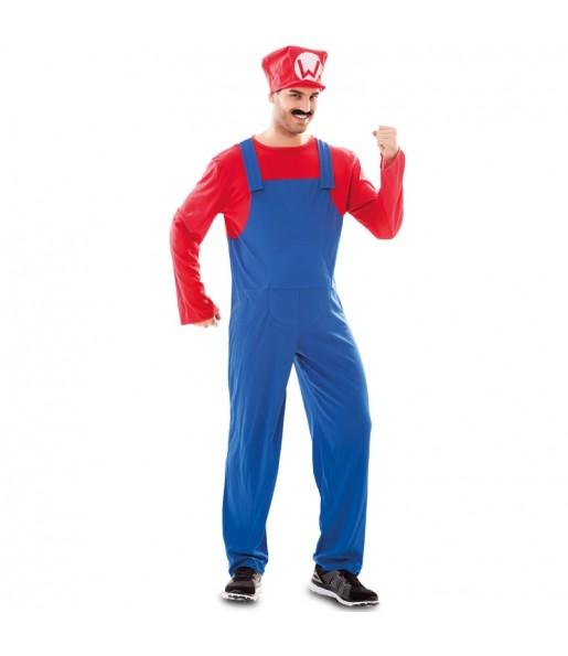 Travestimento Mario Bros adulti per una serata in maschera