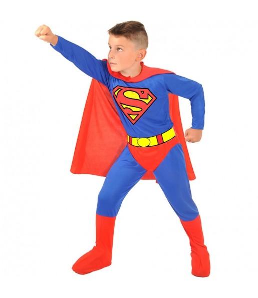 Costume da Superman Classic per bambino