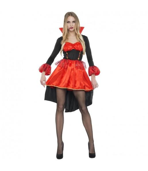 Costume da Vampira della notte per donna