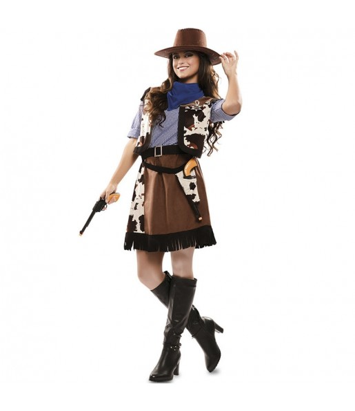 Costume da Cowgirl Cannoniera per donna