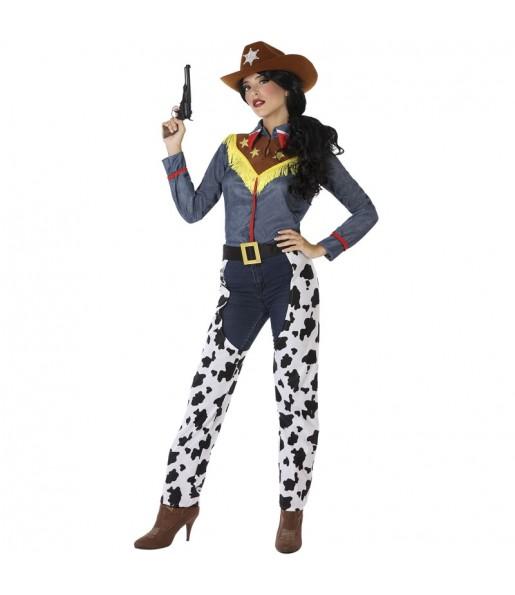 Travestimento Cowgirl Toy Story donna per divertirsi e fare festa