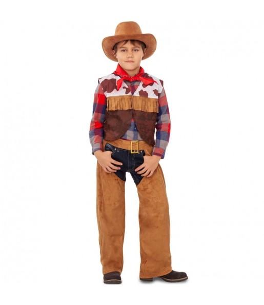Travestimento Cowboy Americano bambino che più li piace