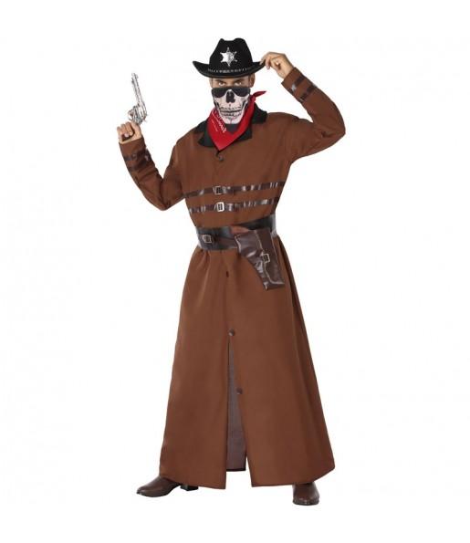 Travestimento Cowboy Bandito adulti per una serata in maschera