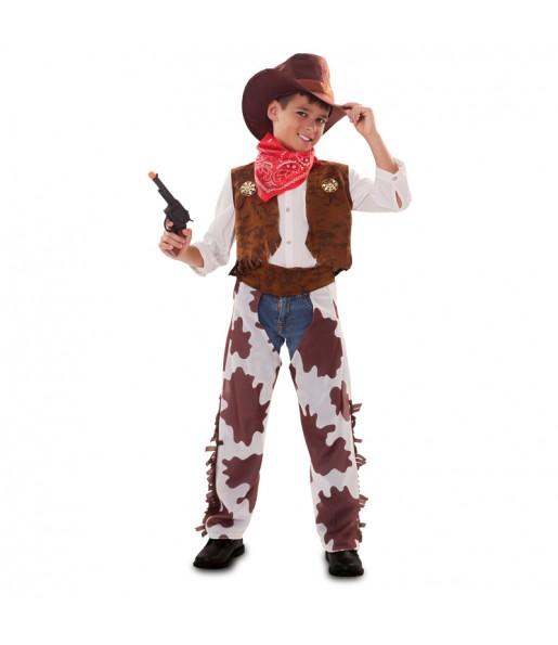 Travestimento Cowboy Far West bambino che più li piace