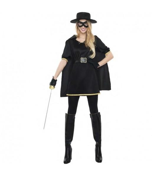 Costume da Zorro Mascherato per donna