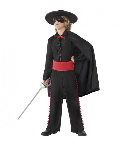 Costume da Zorro per bambino