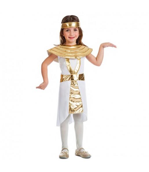 Travestimento Egiziana Dorato bambina che più li piace