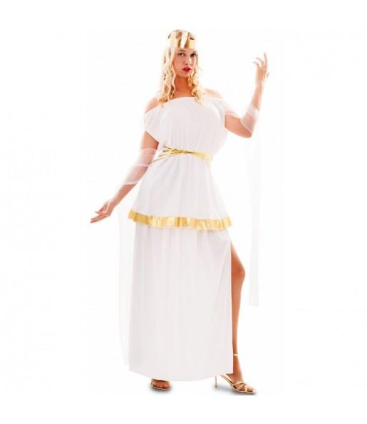Travestimento Atena donna per divertirsi e fare festa