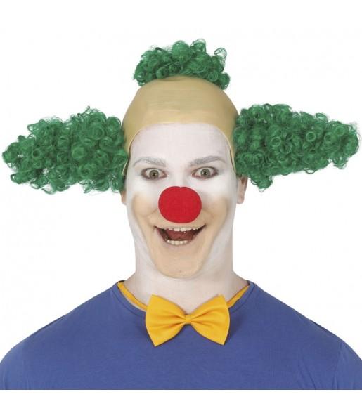 Parrucca Krusty il clown