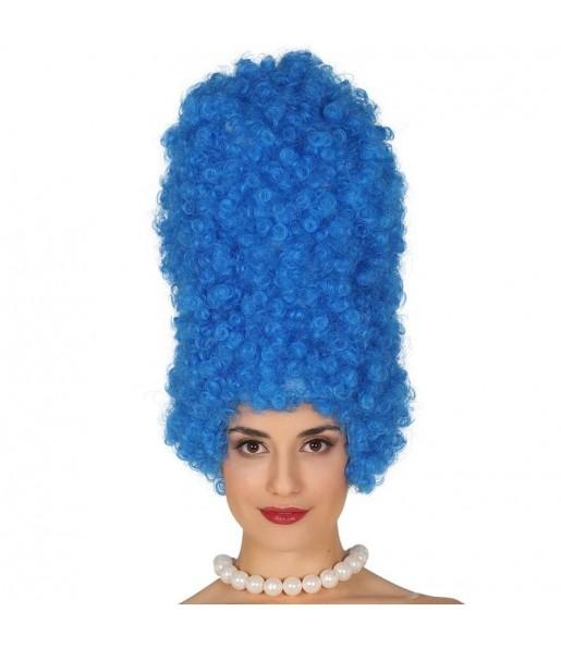 La più divertente Parrucca Marge Simpson per feste in maschera
