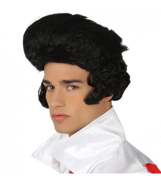 La più divertente Parrucca Elvis Rocker per feste in maschera