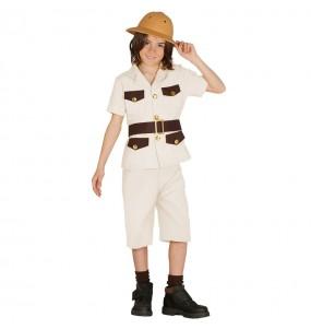 Travestimento Esploratore safari bambino che più li piace