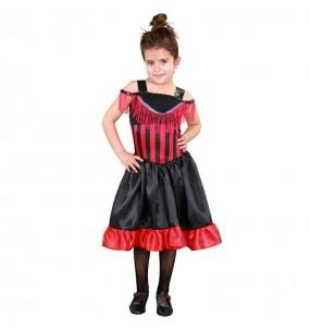 Travestimento Ballerina di cabaret bambina che più li piace