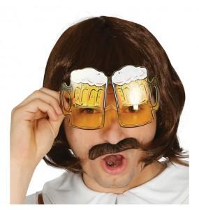I più divertenti Occhiali Birra per feste in maschera