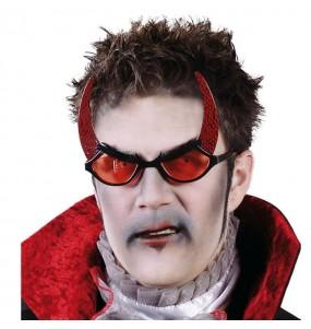 I più divertenti Occhiali demone per feste in maschera