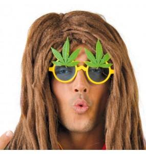 I più divertenti Occhiali Rasta per feste in maschera