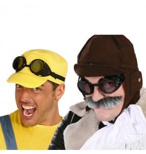 I più divertenti Occhiali Minion per feste in maschera