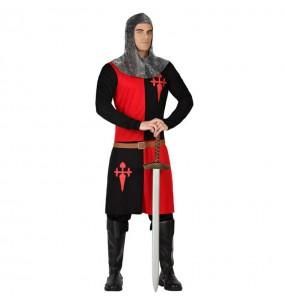 Travestimento Cavaliere Medievale adulti per una serata in maschera