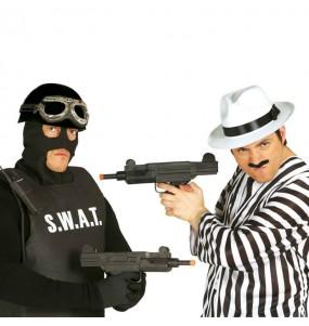 Il più divertente Fucile mitragliatore Uzi per feste in maschera