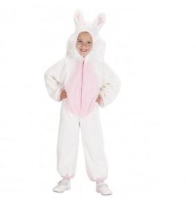 Travestimento Coniglietto bianco bambino che più li piace