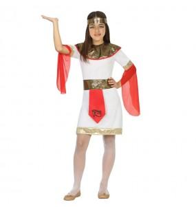 Travestimento Egiziana Tutankhamon bambina che più li piace