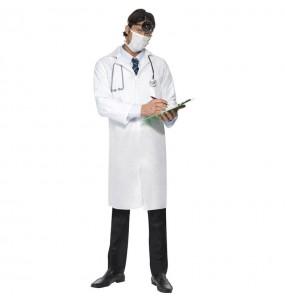 Travestimento Dottore adulti per una serata in maschera