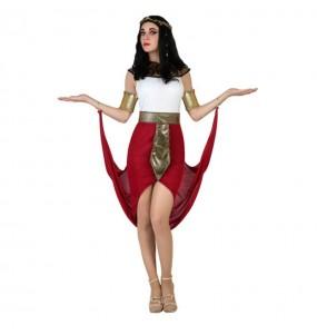Travestimento Principessa Egiziana donna per divertirsi e fare festa