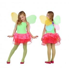 Travestimento Fata primavera bambina che più li piace