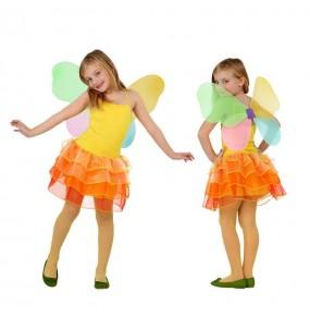 Travestimento Fata estate bambina che più li piace