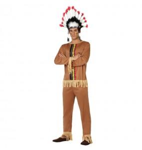 Travestimento Indiano Colori adulti per una serata in maschera