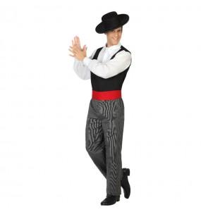 Travestimento Ballerino Cordobese adulti per una serata in maschera