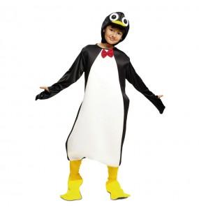 Travestimento Pinguino unisex per bambini bambino che più li piace