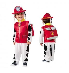 Travestimento Pompiere Marshall - Paw Patrol® bambino che più li piace
