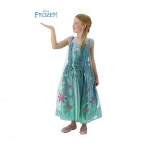 Travestimento Elsa Fever Deluxe – Disney® bambina che più li piace