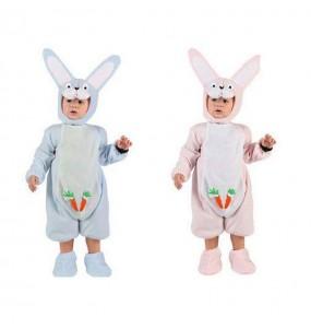 Travestimento Coniglietto Carotina neonato che più li piace